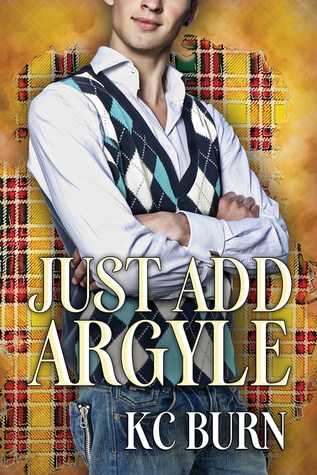 Review: Just Add Argyle by K.C. Burn
