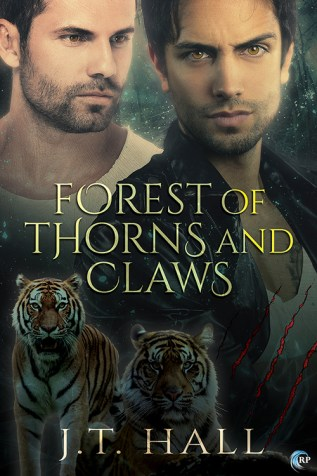 Guest Post and Giveaway: Forest of Thorns and Claws by J.T. Hall