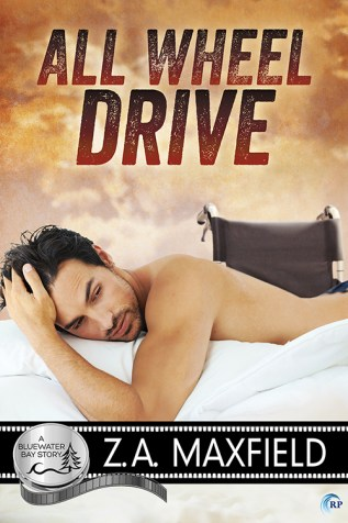 Guest Post and Giveaway: All Wheel Drive by Z.A. Maxfield