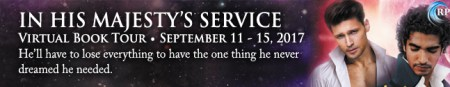 In His Majesty's Service Tour Banner