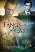 Guest Post and Giveaway: Fangs with a Heart by Tempeste O'Riley
