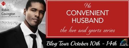 His Convenient Husband Blog Tour Banner