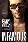 Review: Infamous by Jenny Holiday