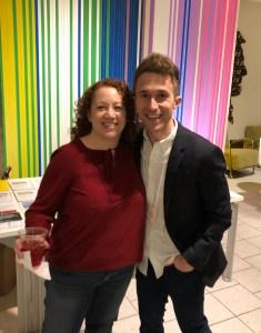 Got to meet Ben Baur!