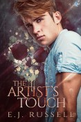 Guest Post and Giveaway: The Artist's Touch by E.J. Russell