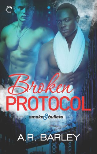 Review: Broken Protocol by A.R. Barley