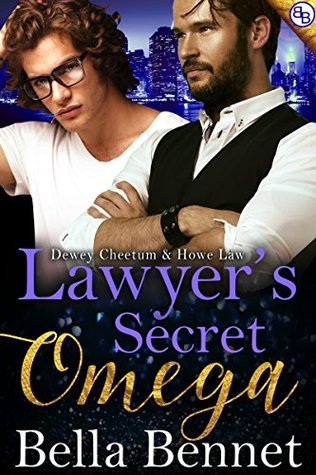 Review: Lawyer's Secret Omega by Bella Bennet