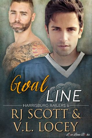 Review: Goal Line by R.J. Scott and V.L. Locey