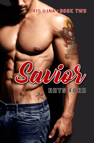 Review: Savior by Rhys Ford
