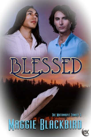 Guest Post and Giveaway: Blessed by Maggie Blackbird