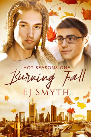 Review: Burning Fall by E.J. Smyth