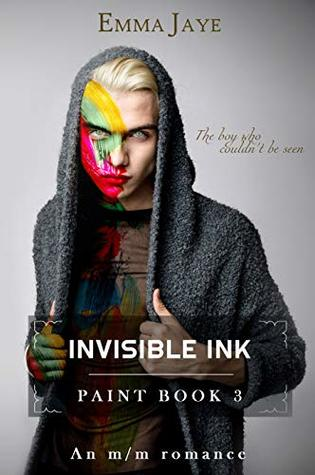 Review: Invisible Ink by Emma Jaye