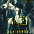 Audiobook Review: Saving Ren by Sloane Kennedy