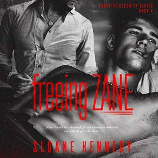 Audiobook Review: Freeing Zane by Sloane Kennedy