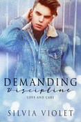 Review: Demanding Discipline by Silvia Violet