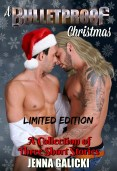 Guest Post and Giveaway: A Bulletproof Christmas by Jenna Galicki