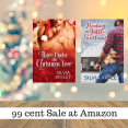 Guest Post and Giveaway: Needing a Little Christmas and Three Under the Christmas Tree by Silvia Violet