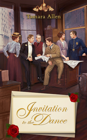 Review: Invitation to the Dance by Tamara Allen