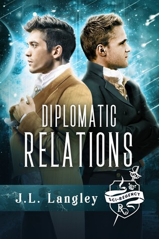 Buddy Review: Diplomatic Relations by J.L. Langley