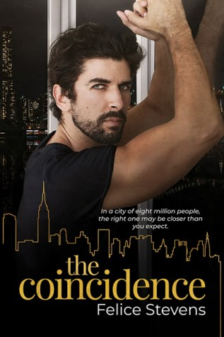 Excerpt and Giveaway: The Coincidence by Felice Stevens