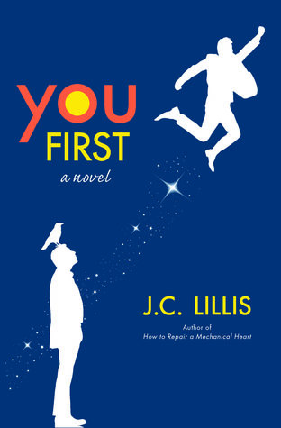 Review: You First by J.C. Lillis