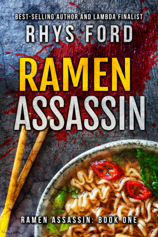 Review: Ramen Assassin by Rhys Ford