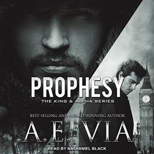 Review: Prophesy by A.E. Via