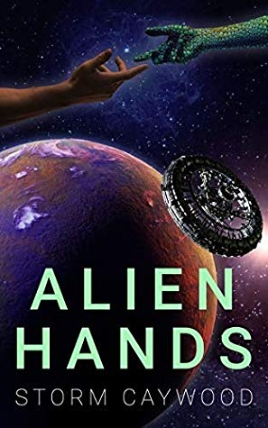 Review: Alien Hands by Storm Caywood