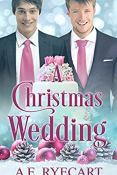 Review: A Christmas Wedding by A.E. Ryecart