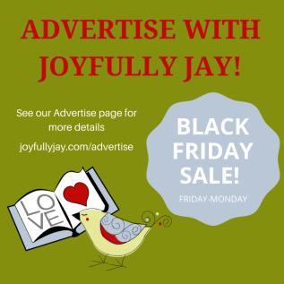 Black Friday Ad Sale!!