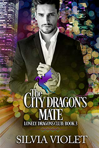 Review: The City Dragon's Mate by Silvia Violet