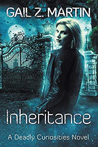 Review: Inheritance by Gail Z. Martin