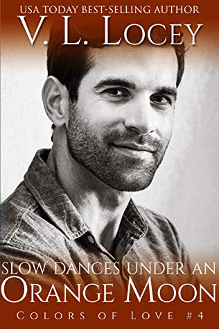 Review: Slow Dances Under an Orange Moon by V.L. Locey