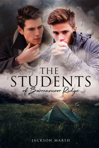 Guest Post and Giveaway: The Students of Barrenmoor Ridge by Jackson Marsh
