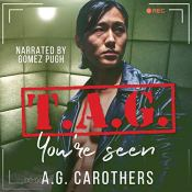 tag you're seen audio cover