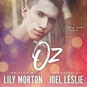 Oz audio cover
