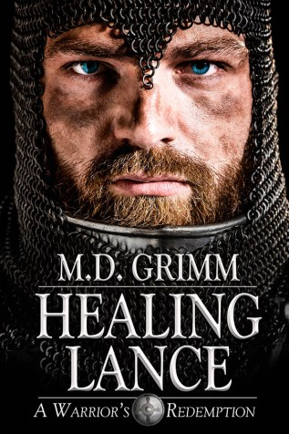 Guest Post and Giveaway: Healing Lance by M.D. Grimm
