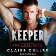 Audiobook Review: Keeper by Claire Cullen