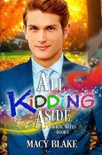 Review: All Kidding Aside by Macy Blake