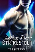 lightning dragon strikes out cover