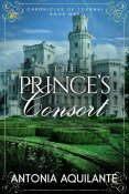 Review: The Prince's Consort by Antonia Aquilante