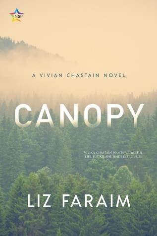 Guest Post and Giveaway: Canopy by Liz Faraim