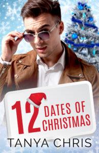 twelve dates of Christmas ad