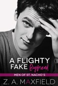 Review: A Flighty Fake Boyfriend by Z.A. Maxfield