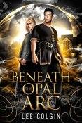 beneath the opal arc cover