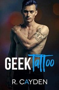 geek tattoo cover