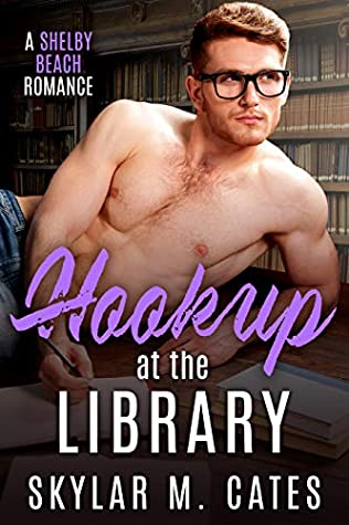 Review: Hookup at the Library by Skylar M. Cates