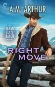 Review: Right Move by A.M. Arthur