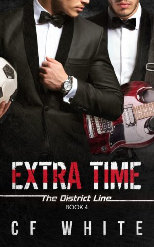 Guest Post and Giveaway: Extra Time by C.F. White