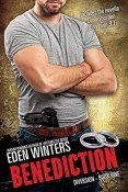 Interview and Giveaway: Benediction by Eden Winters